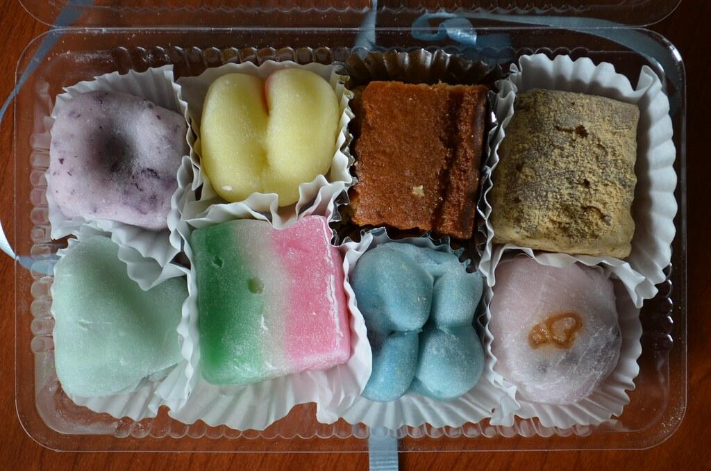 Mochi from Two Ladies Kitchen.