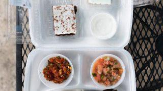 Hawaiian Plate Lunch at Yama's Fish Market