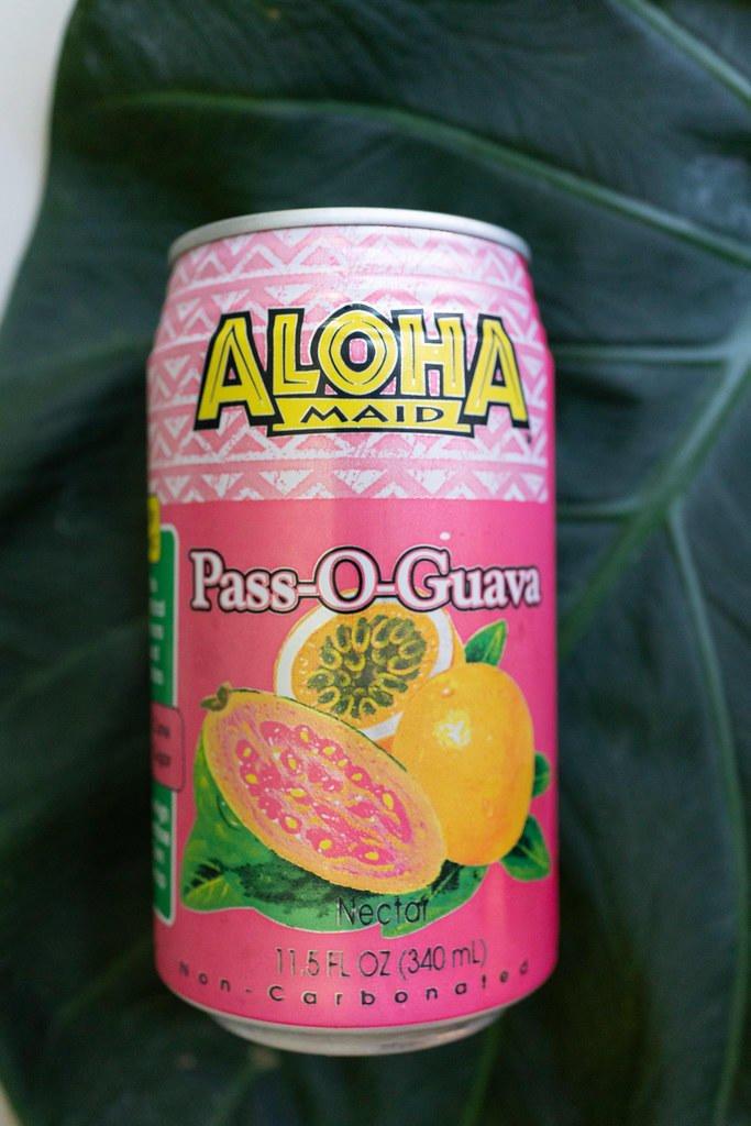 POG aka Passion Fruit-Orange-Guava Juice | Onolicious Hawaiʻi