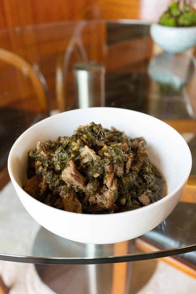 Luau Stew With Pork