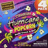 Hawaiian Hurricane Microwave Popcorn (4-Pack)