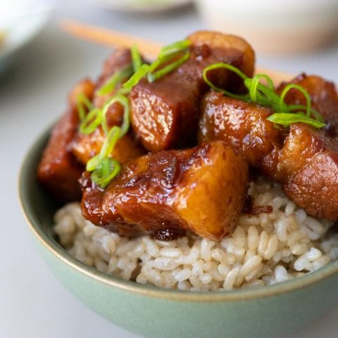 Okinawan Shoyu Pork