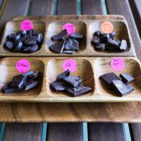 Chocolate made from Hawaii-grown cacao