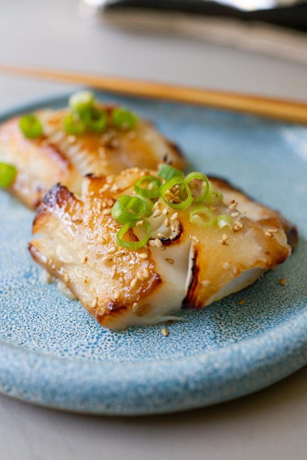 Misoyaki Butterfish