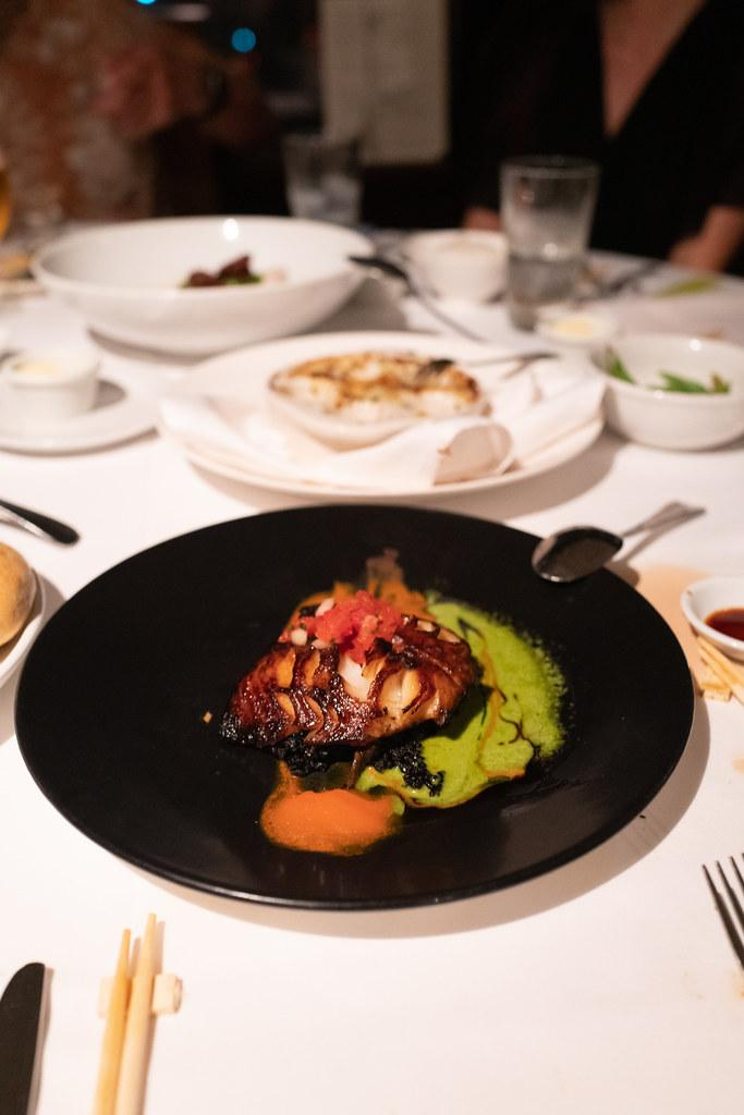 Miso Butterfish at Roy's