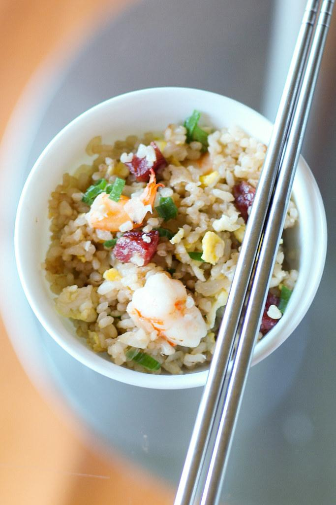 Yang Chow Fried Rice, ready to eat